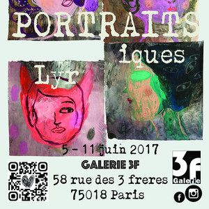 expo-sophielormeau-lormeau-artiste-peintre-french-artist-art-woman-portrait-face-visage-onirique-lyrique-colorful-lovers-amoureux-couple-enfant-childhood-naif-naiv-contemporain-contemporary
